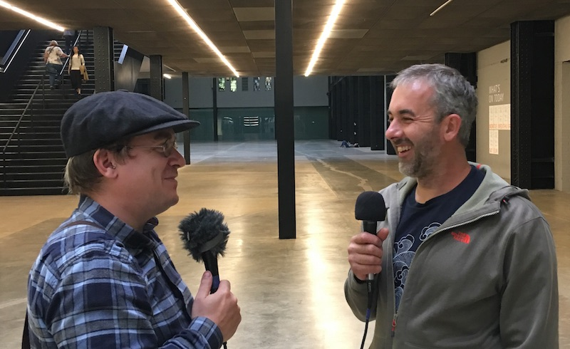 Episode 25 With Simon Paynter