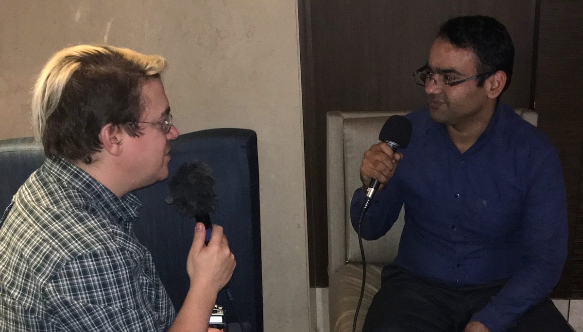 Episode 35 With Ashok Pandey